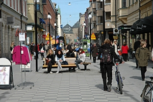 Köpmangatan Örebro