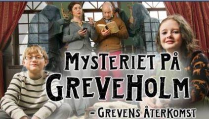 Mysteriet på Greveholm