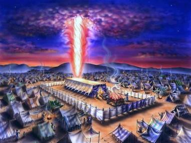 Guds närvaro i centrum